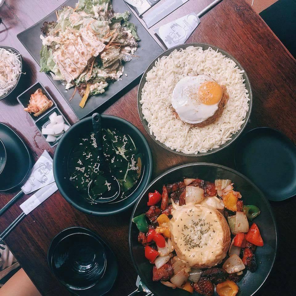 các món ăn tại Coco Dak ảnh4