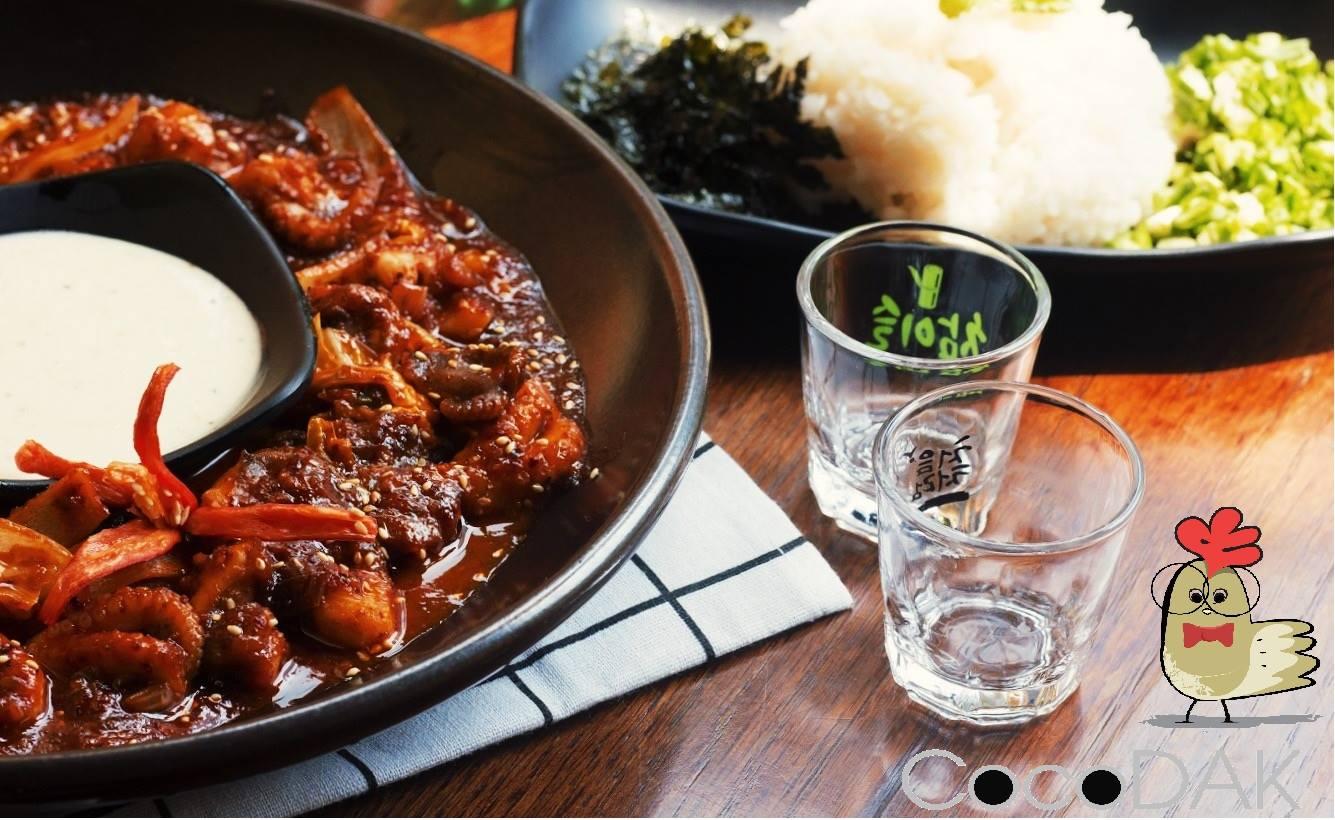 các món ăn tại Coco Dak ảnh7