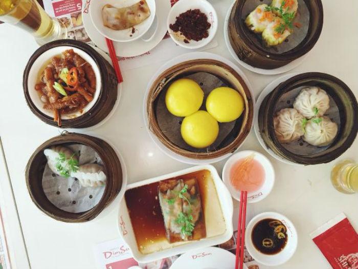 các món ăn tại Dimsum House ảnh10