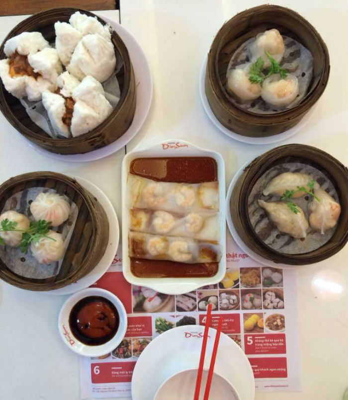 các món ăn tại Dimsum House ảnh11
