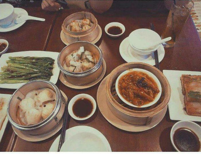 các món ăn tại Dimsum House ảnh9