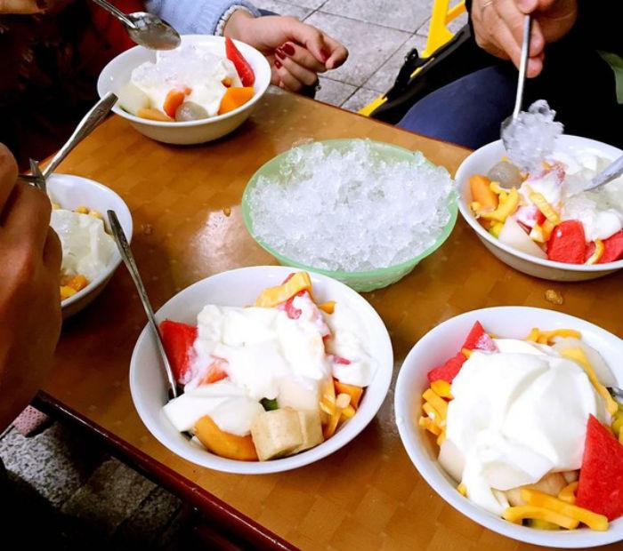các món ăn tại Hoa Quả Dầm Hoa Béo ảnh2