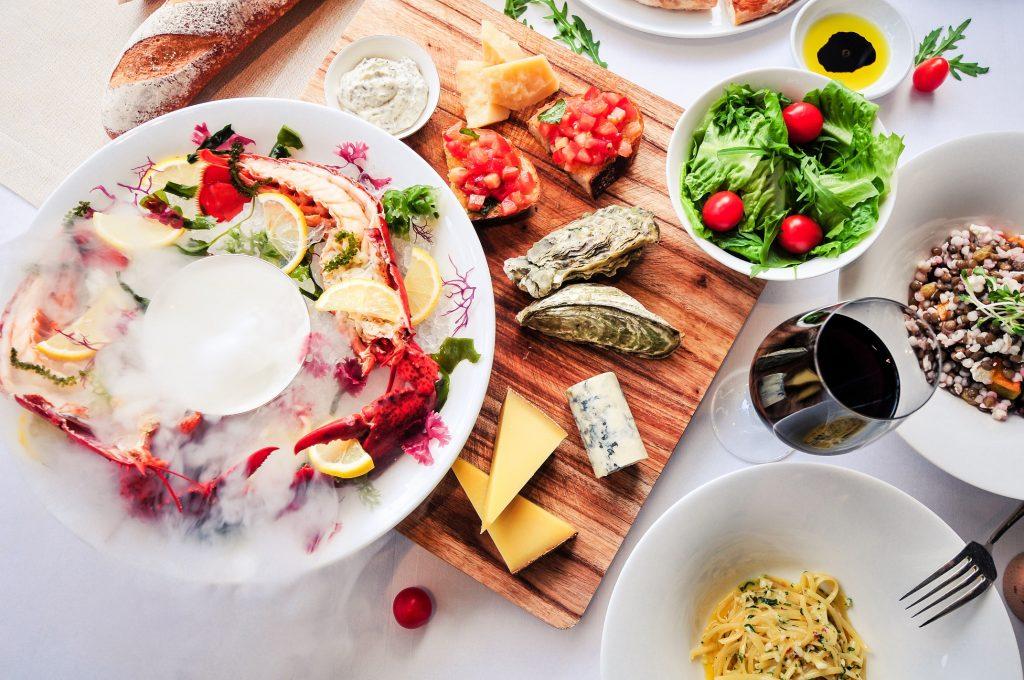 các món ăn tại L'olivier ảnh1