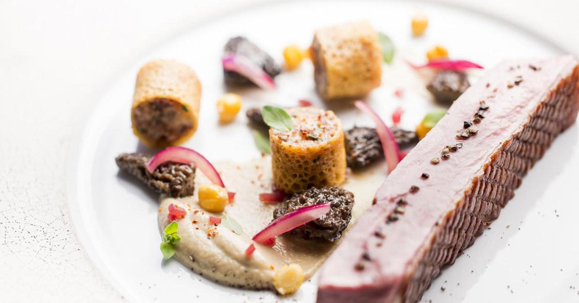 các món ăn tại L'olivier ảnh6