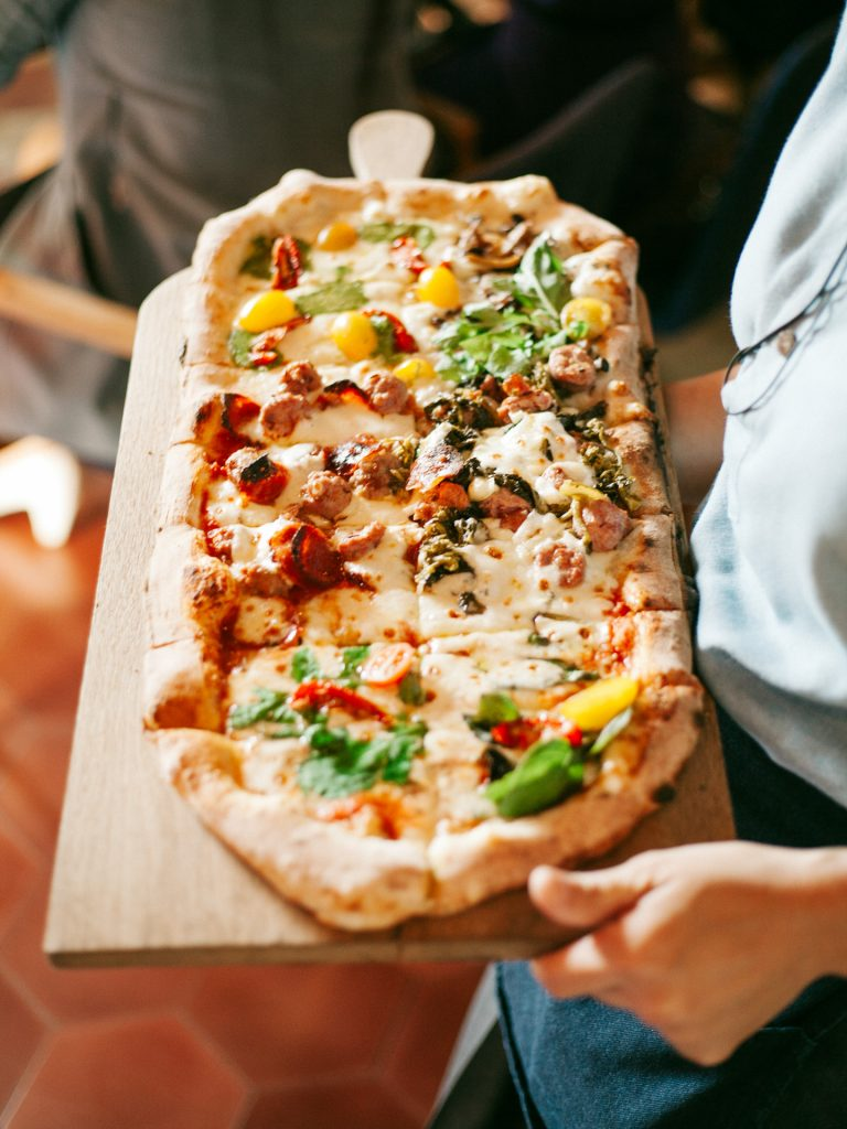 các món ăn tại Namo Pizza ảnh2