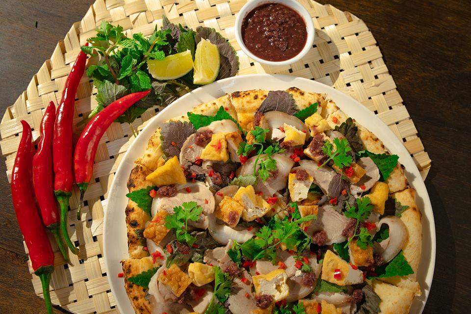 các món ăn tại quán Pizza 4P's ảnh4