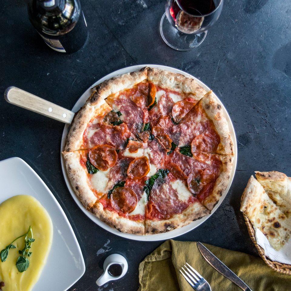 các món ăn tại quán Pizza 4P's ảnh5