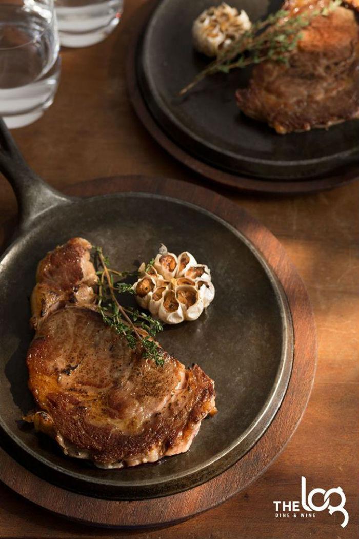 các món ăn tại The LOG Restaurant ảnh3