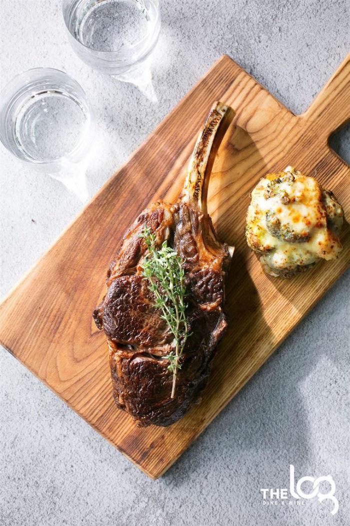 các món ăn tại The LOG Restaurant ảnh4