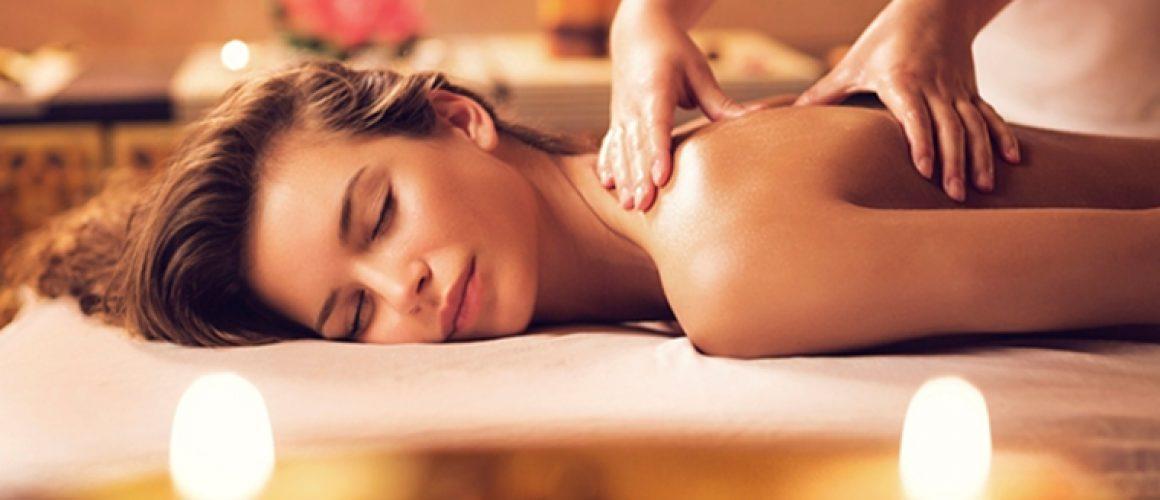 các phương pháp massage tại spa