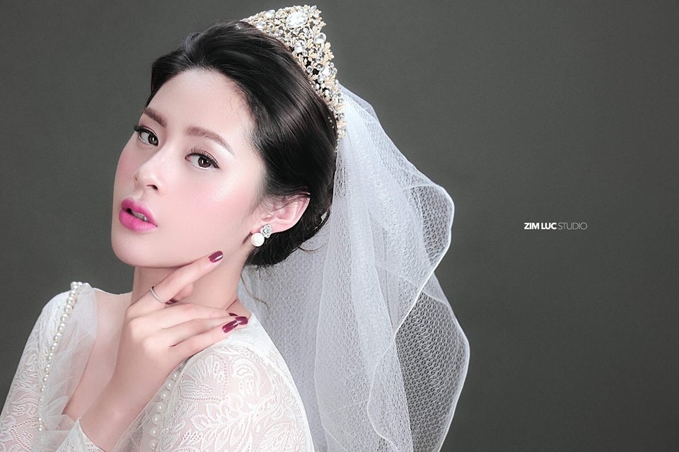 Cao Tuấn Đạt Makeup Artish trang điểm cô dâu