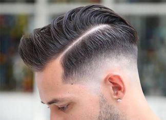 cắt tóc nam đẹp ở quận 6
