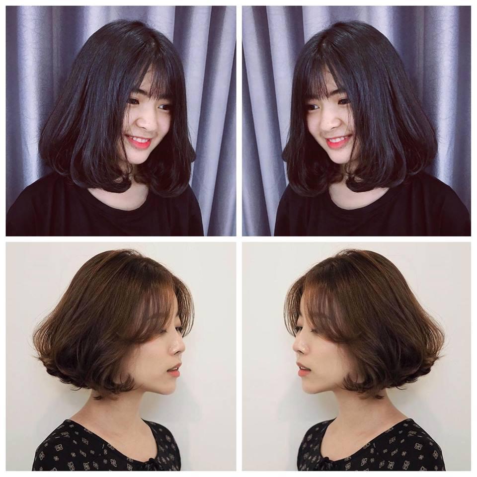cắt tóc tại salon Le Soliel Hair