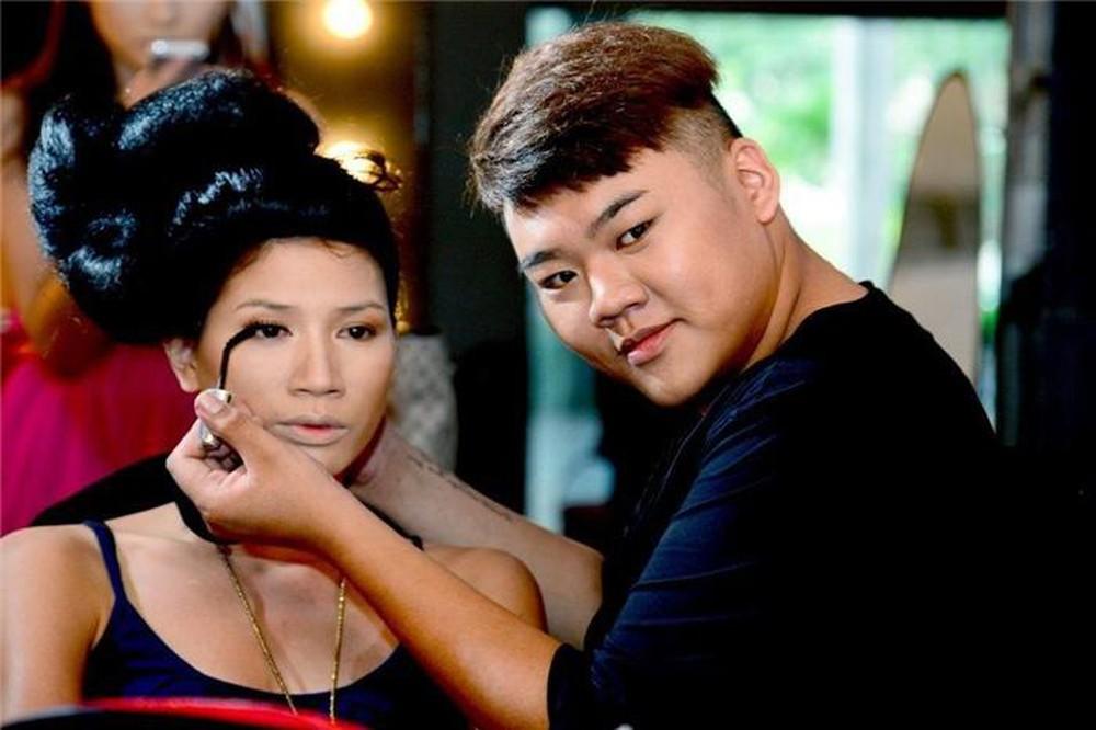 chủ quán Cao Tuấn Đạt Makeup Artish
