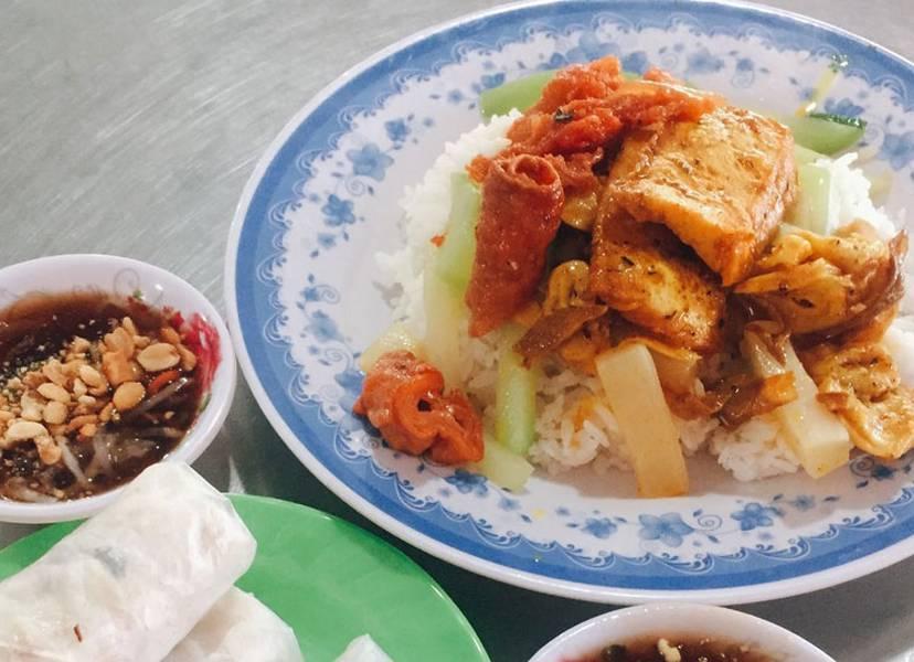 Cơm Chay Việt menu