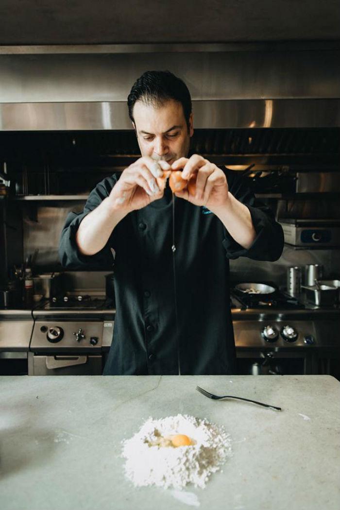 đầu bếp tại Namo Pizza ảnh1
