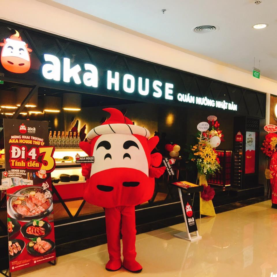 địa chỉ Aka House