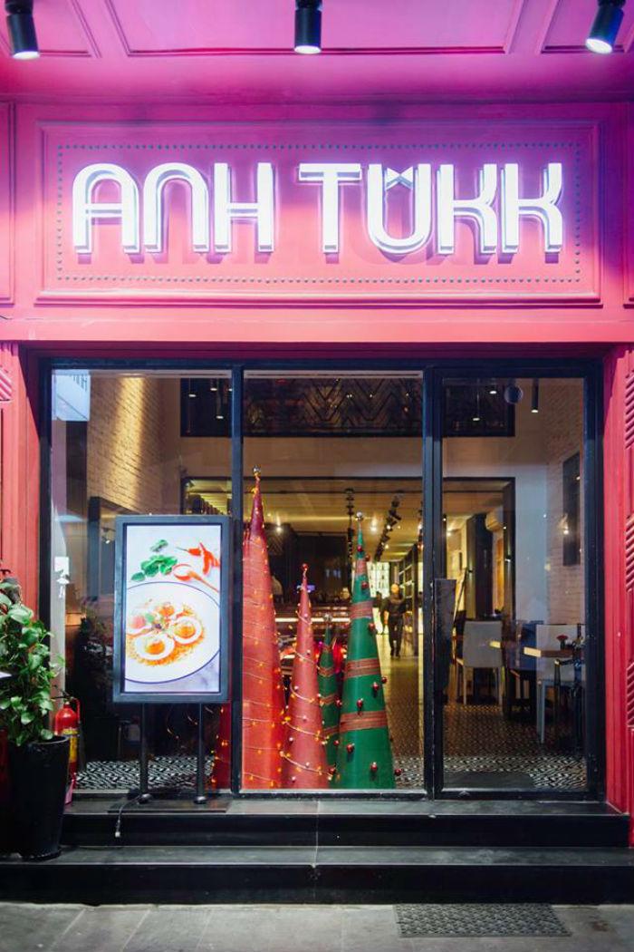 địa chỉ ANH TUKK - Ẩm Thực Thái Lan