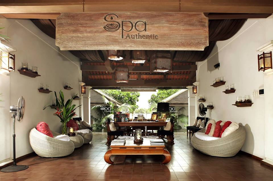 địa chỉ authentic spa