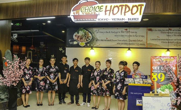 địa chỉ Choice Hotpot