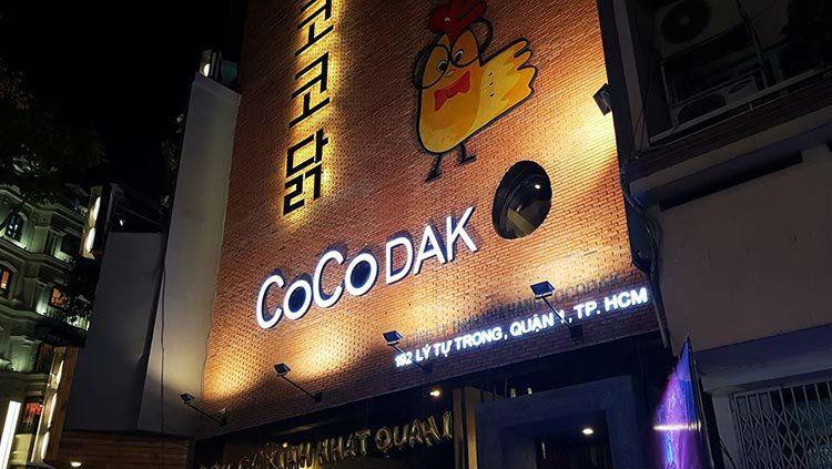 địa chỉ Coco Dak