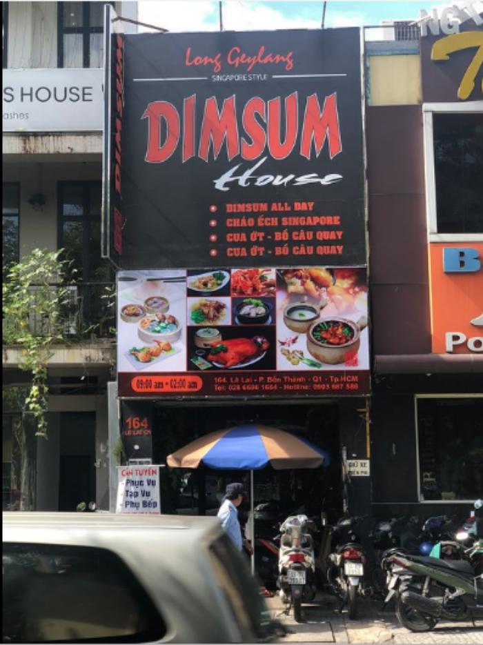 địa chỉ Dimsum House