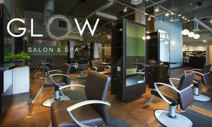 địa chỉ Glow spa
