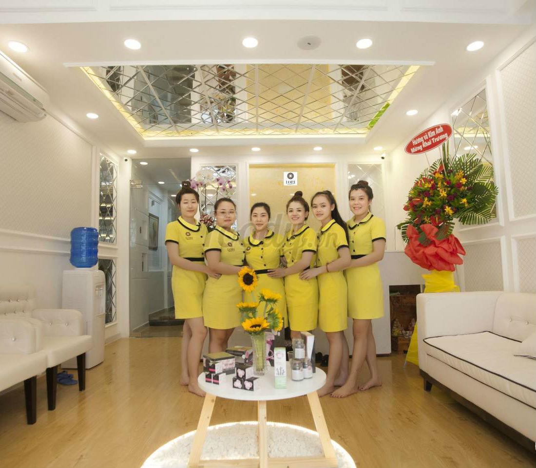 địa chỉ lori beauty spa tại hcm