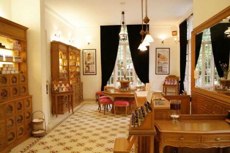địa chỉ massage L'apothiquaire Spa