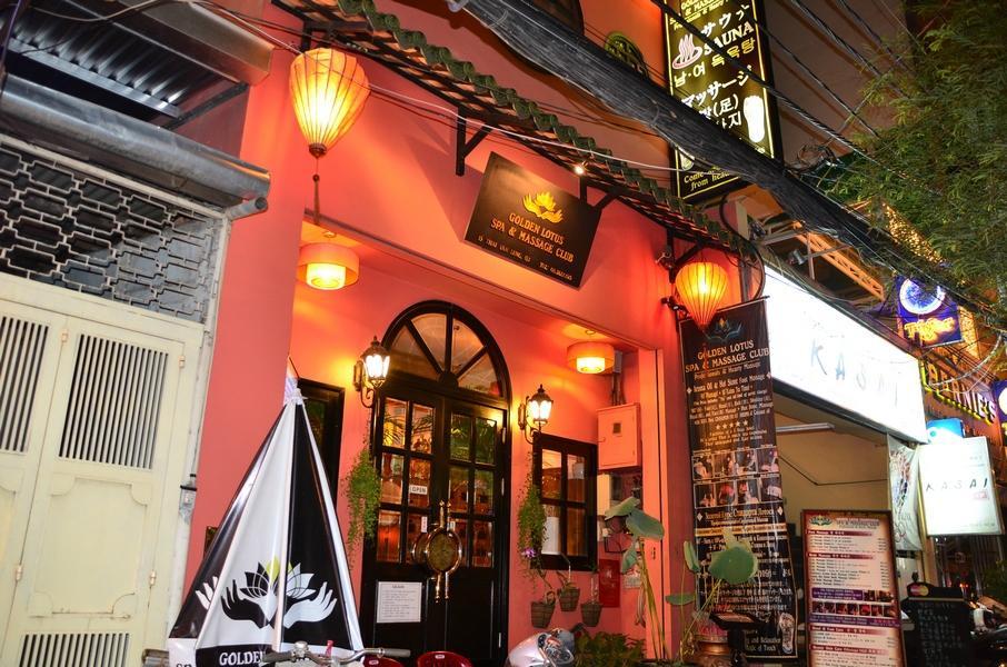 địa chỉ massage Golden Lotus Spa ảnh1