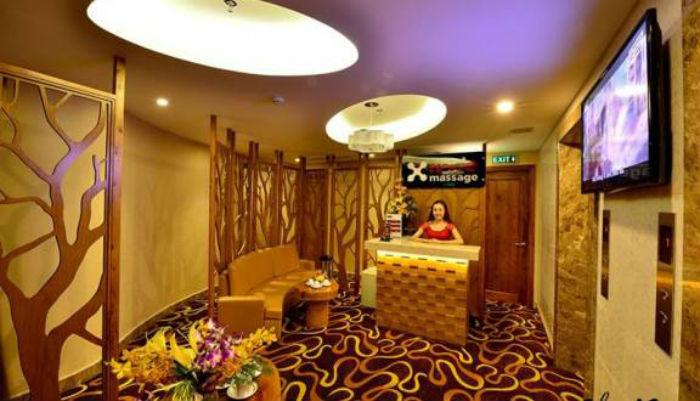Địa chỉ massage khỏe spa