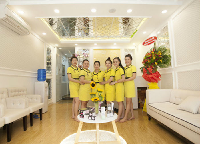 địa chỉ massage Lori Beauty Spa