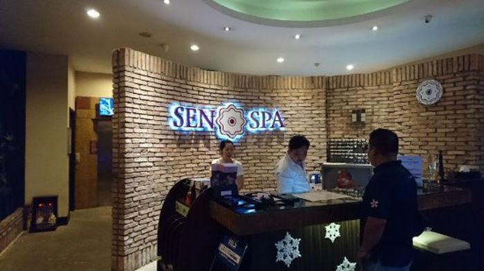 địa chỉ massage sen spa