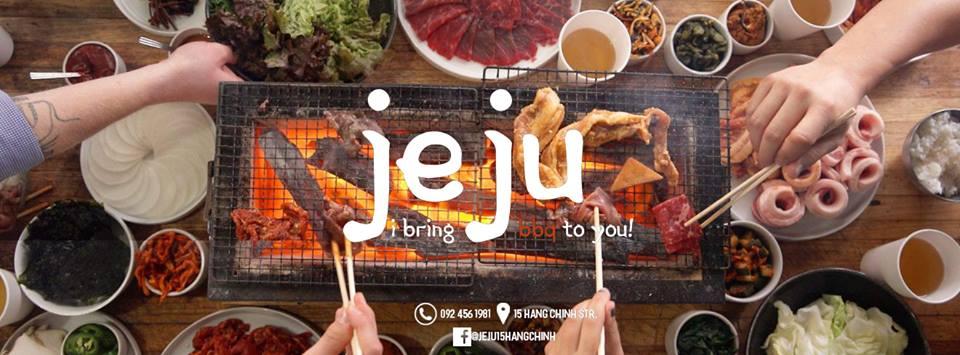 địa chỉ Jeju Korean BBQ ảnh1