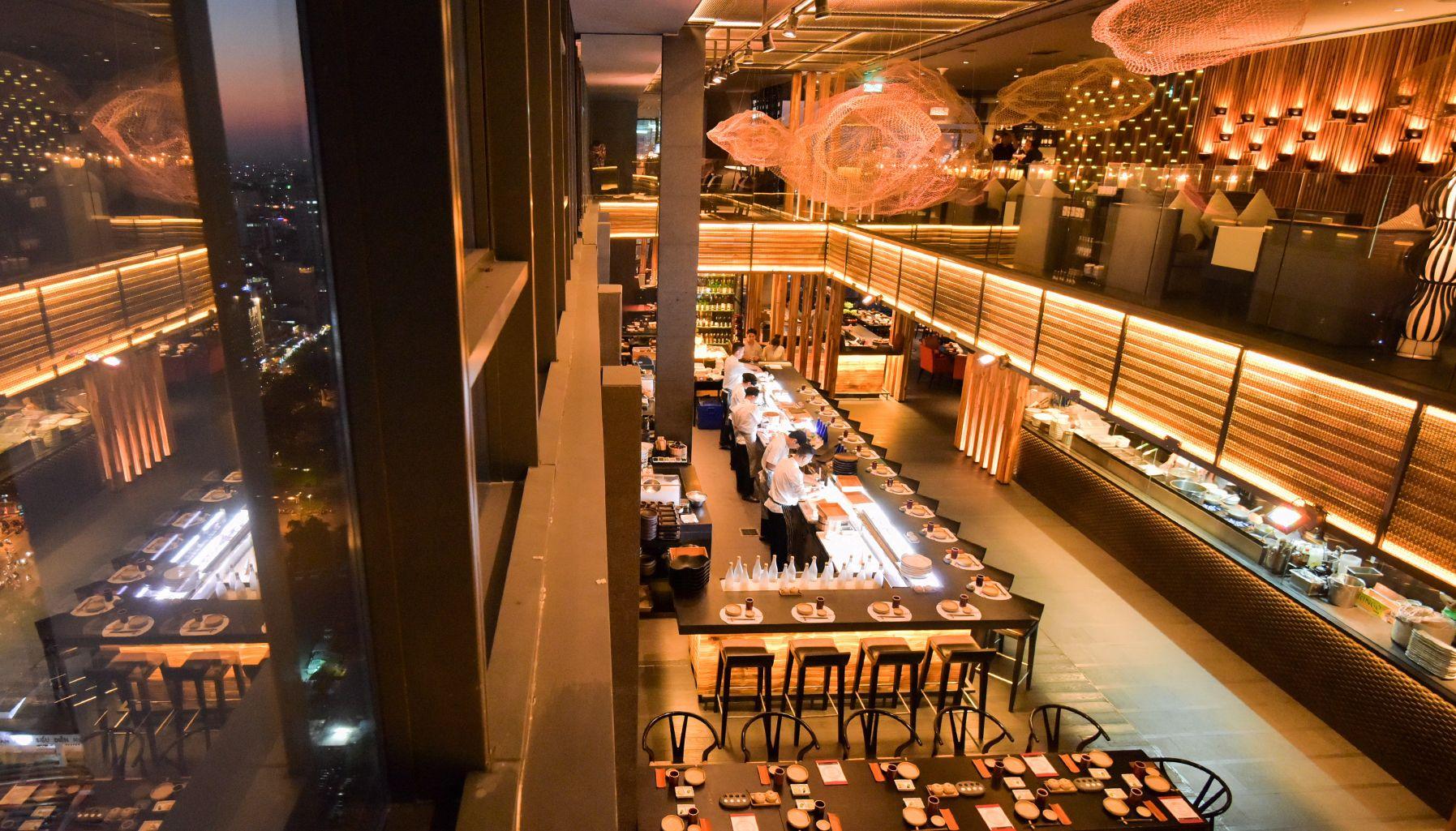 địa chỉ quán Sorae Restaurant – Lounge