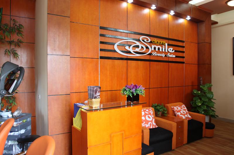địa chỉ Saigon Smile Spa tại hcm
