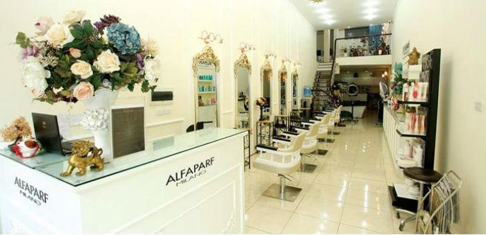 địa chỉ Salon Le Soliel Hair