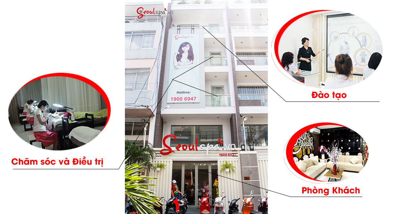 địa chỉ seoul spa tại tphcm