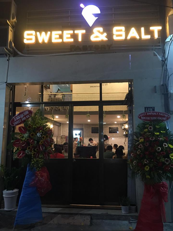 địa chi Sweet & Salt Factory