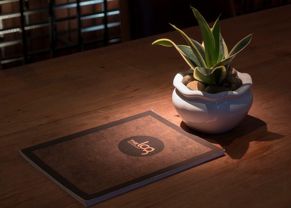 địa chỉ The LOG Restaurant