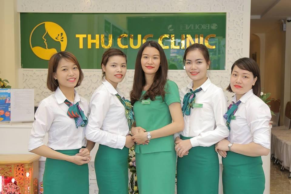 địa chỉ thu cúc clinic