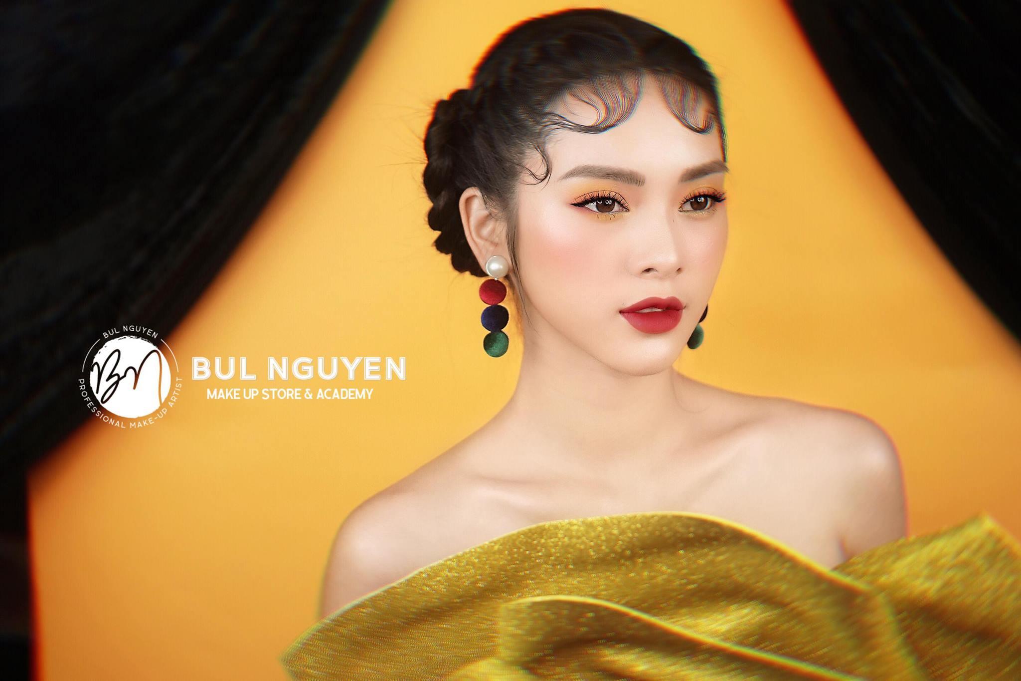 địa chỉ trang điểm Bul Nguyễn Make Up Store