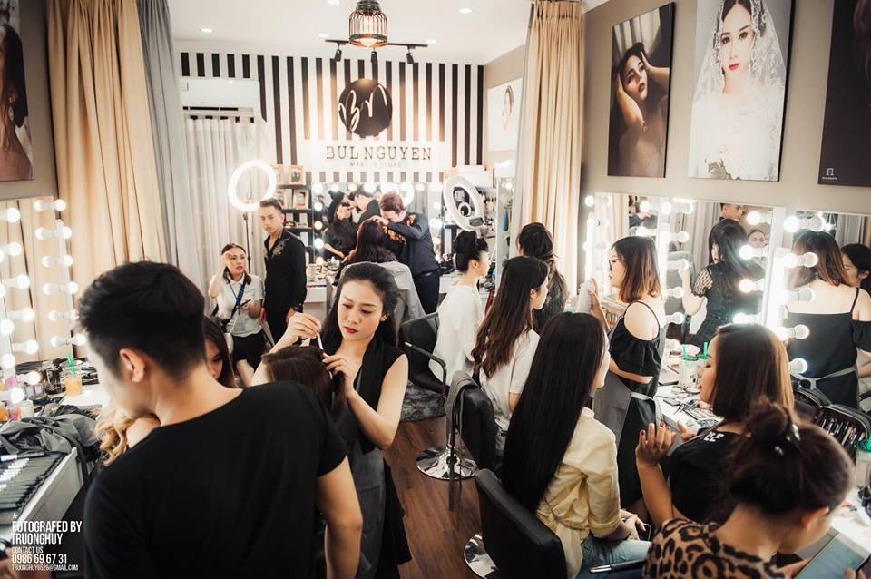địa chỉ trang điểm Bul Nguyễn Make Up Store 1