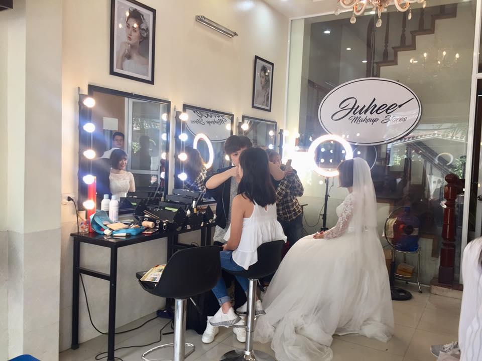 địa chỉ trang điểm Juhee Makeup