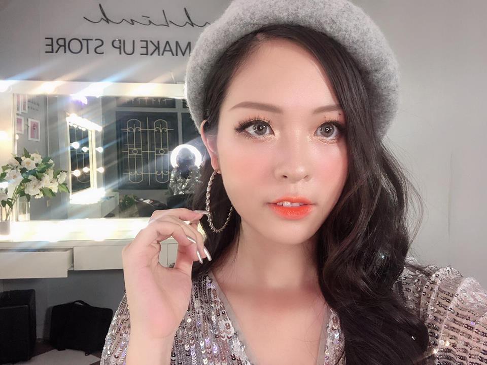 địa chỉ trang điểm Linh Linh Makeup Store