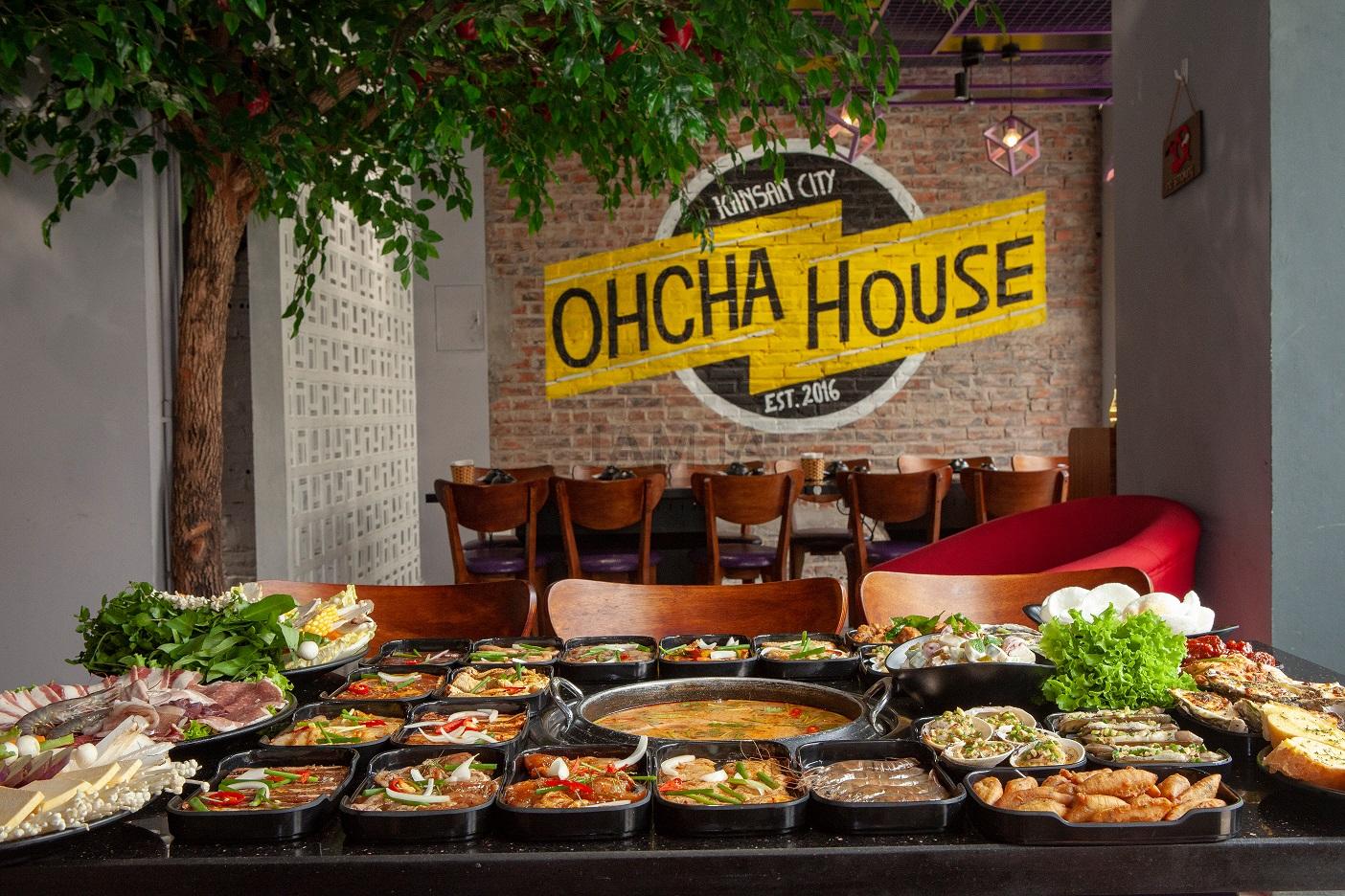 Đôi nét về nhà hàng OHCHA 1