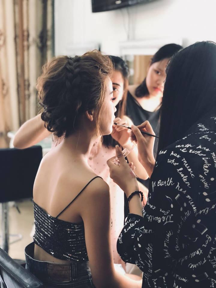 Giang Phạm Makeup dạy trang điểm