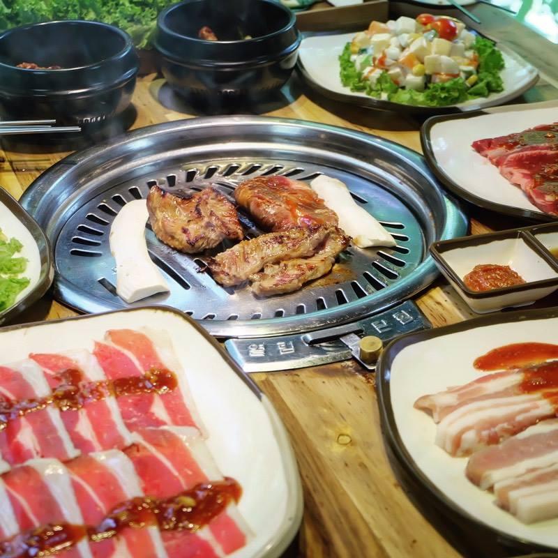GoGi House món ăn