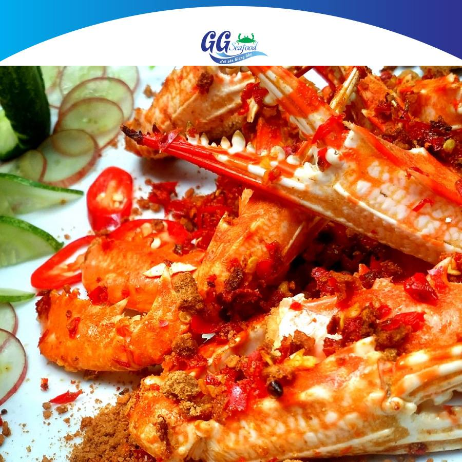 Giang Ghẹ - Hải Sản Sống món ăn