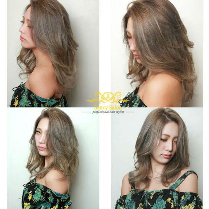 kết quả cắt tóc tại Sancy Hair Salon 3